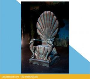 Mô hình xốp ghế 3d trang trí- Điêu khắc art